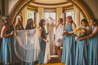 8-bridal-party-with-wedding-gown
